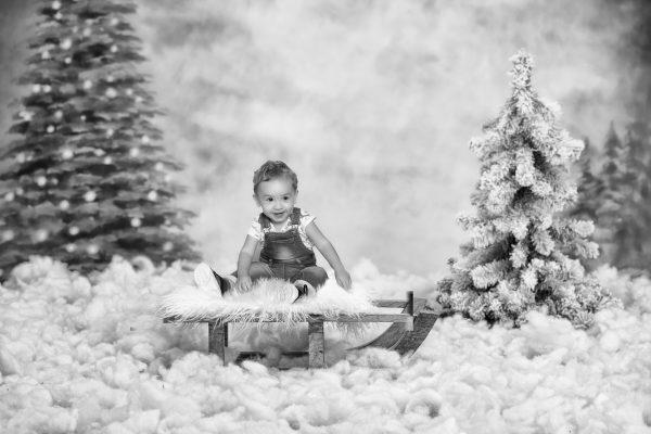 fotografía de navidad en ponferrada
